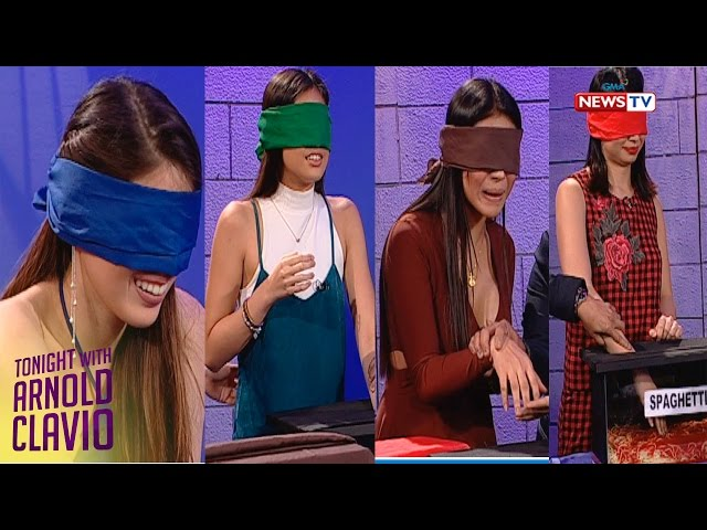 Tonight with Arnold Clavio: Mga Sang'gre, sumabak sa 'What's in the box?' challenge!