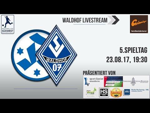 5.Spieltag: Stuttgarter Kickers - SV Waldhof