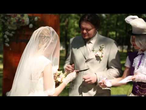 Свадьба в стиле Алиса в Стране Чудес / Wedding Alice in Wonderland (Kyiv)