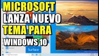 IncreÍble Nuevo Tema Para Windows 10 Descargalo Gratis Con Otros Temas