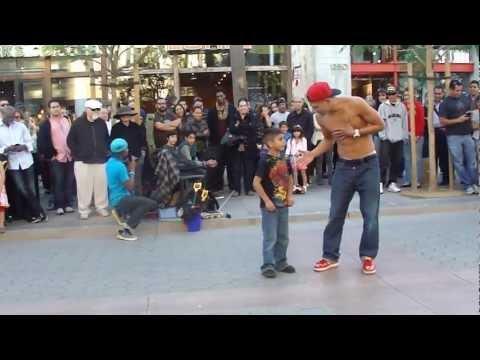 Hip Hop at the Third Street Promenade in Santa Monica - www.