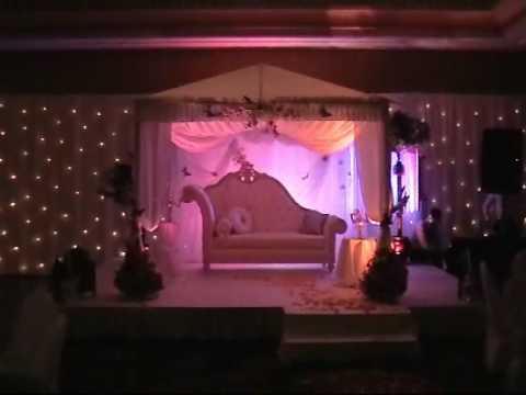 mariage orientale au HILTON PARIS par WWW.MARIAGE-TRADITION.FR