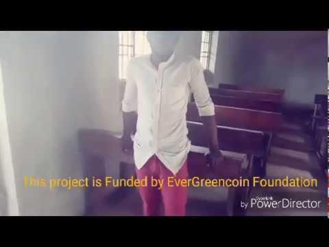 Kakuma Refugee Camp Student Desk Benches Complete