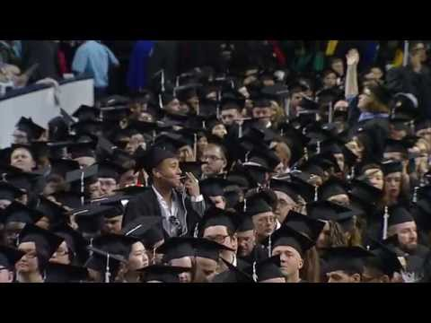 2015 UMass Boston Commencement