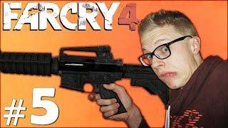 IK HEB TE WEINIG KOGELS! - Far Cry 4 #5