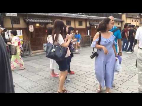 Ep.4 Geishaspotting: In search of geisha in the Gion District of Kyoto, Japan