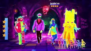 Just Dance 2019 rave in the grave megastars 12827 score