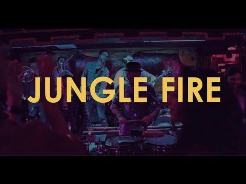 """Jungle Fire - """"FIREWALKER"""" Live at La Cita Bar 1080p"""