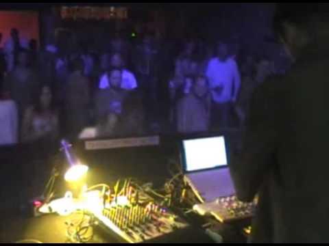 Unit Moebius Anonymous Live @ Paard van Troje 201012