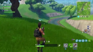 Live Fortnite in the PS4