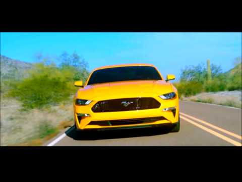 2018 Ford Mustang GT Leaked Video