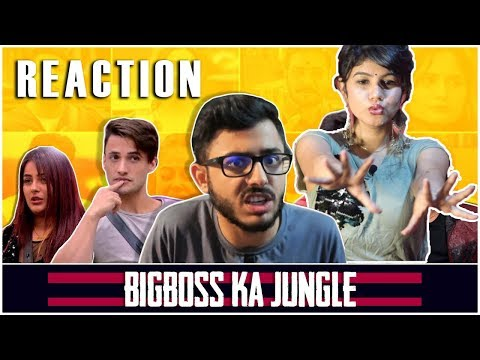 BIG BOSS BIG BOSS BIG BOSS PART 2 | CARRYMINATI |Reaction | Pooja Rathi | CuteBox