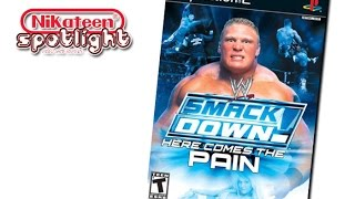 SVGR - WWE SmackDown! Here Comes The Pain (PS2)
