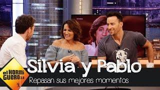 Silvia Abril y Pablo Puyol repasan sus mejores momentos - El Hormiguero 3.0