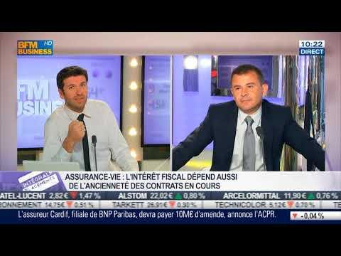Assurance vie, placement préféré des Français partie2