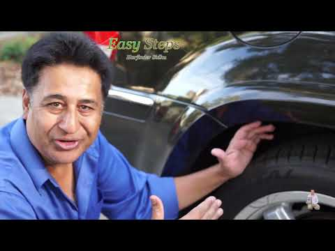 How To Replace Mercedes Rear Air Suspension Bags On GL Class X164 Chassis