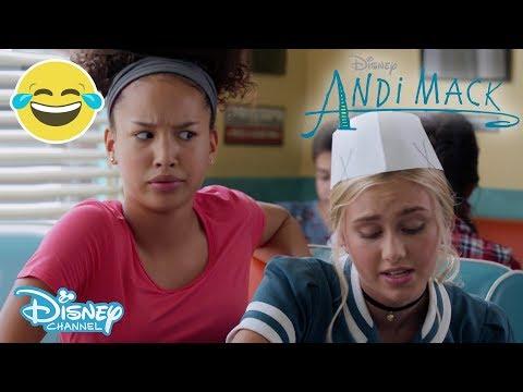 Andi Mack | SNEAK PEEK: Episode 16 First 5 Minutes | Official Disney Channel UK