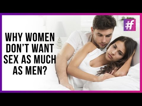 Why women dont need sex