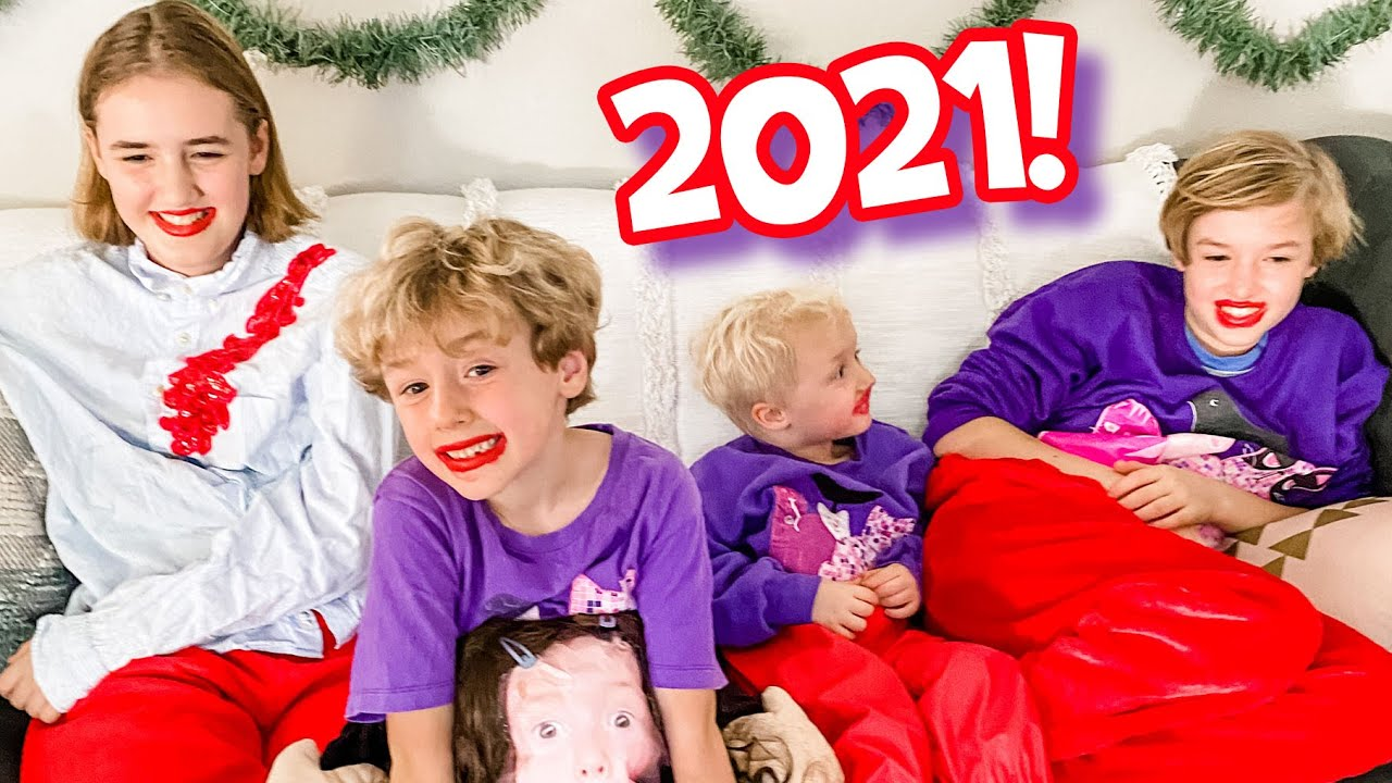 New Year's Eve Celebration! Welcoming 2021