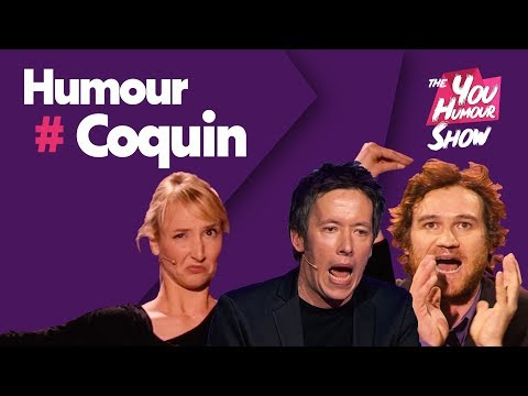 SPECIAL KINGS OF STANDUP HUMOUR COQUIN ! Chaleur !!!
