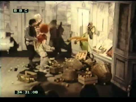 Ken Campbell: The Story Of Pantomime