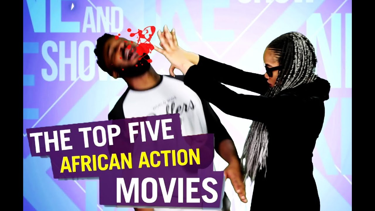 The Top 5 Funny African Action Movies: The Nne and Ike Show