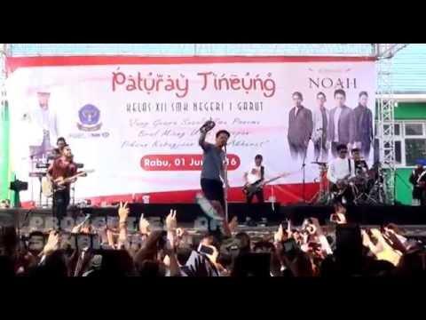 Cover Lagu Noah - Seperti Kemarin Live Di Smkn 1 Garut
