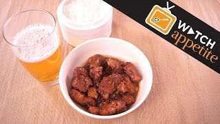 Beer Infused Adobo