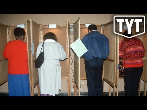 CAUGHT: Republicans Stop Black People From Voting