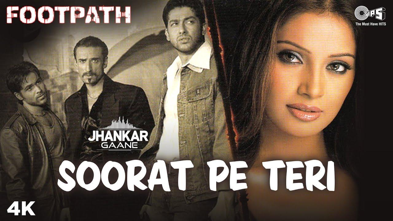 Download Soorat Pe Teri Pyar Aave (Jhankar) - Footpath | Hema Sardesai & K.K | Emraan, Aftab, Bipasha