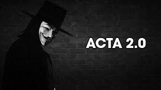 Acta 2.0 - Poza Grami #23 #wolnesocialmedia #saveyourinternet