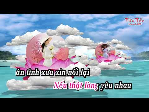Yêu Giận Hờn-karaoke song ca-Đồng Thanh Tâm ft...