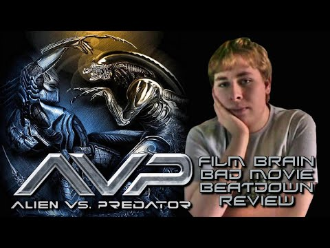 Bad Movie Beatdown: AVP - Alien vs. Predator (REVIEW)