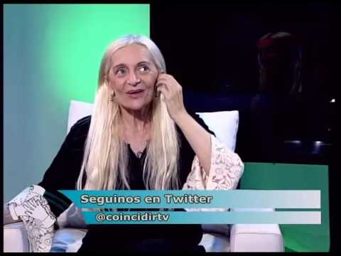 SILVINA GARRE I COINCIDIR TV
