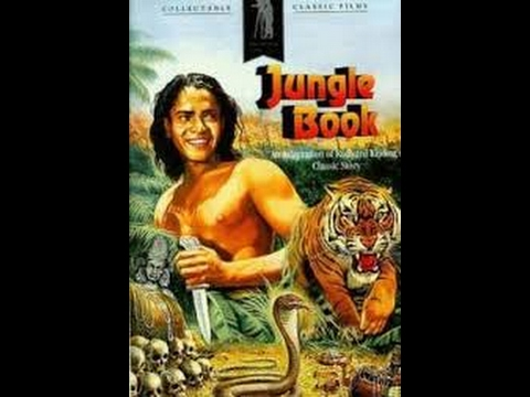 Jungle Book (1942)/Sabu, Joseph Calleia, John Qualen