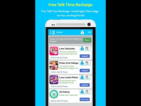 My Free Talktime For Pc - Download For Windows 7,10 and Mac