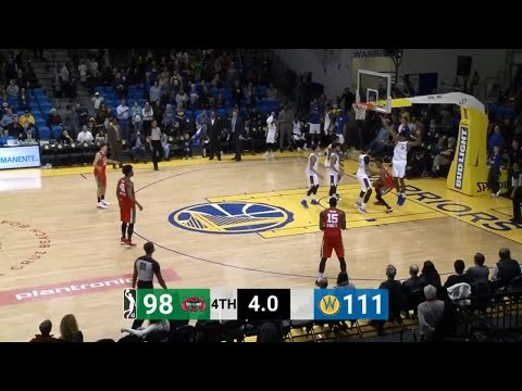 Damian Jones (10 points) Highlights vs. Maine Red Claws
