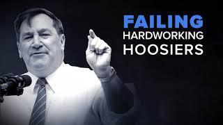 Sleepin' Joe Donnelly Doesn't Work for Hoosiers   Indiana Senate