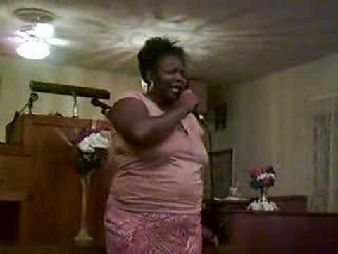 Pastor Lorraine Anderson