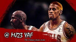 Michael Jordan Highlights vs Hornets (1995.11.03) - 42pts, A Trio is Born!
