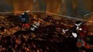 Furious Flashback 9 - Die by the Sword (PC - 1998)