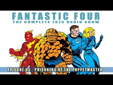 The Fantastic Four : Episode 05/13 : Prisoners Of The Puppetmaster