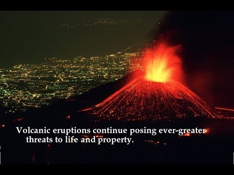 Threat Ranking Of Our Nation's Volcanoes - National Volcano Early Warning System - NVEWS