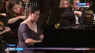 Концерт известной московской пианистки в Пензе собрал аншлаг