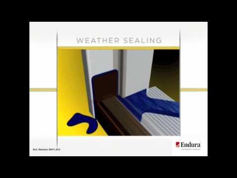 Endura Weatherseal - Superior Contractor Grade Door Seal - Glenbrook U & Endura Weatherseal - Superior Contractor Grade Door Seal - Glenbrook ...