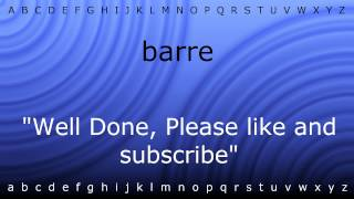 How to pronounce 'barre' with Zira.mp4