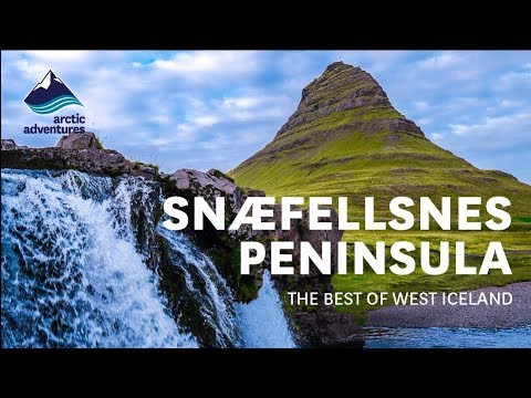Snaefellsnes peninsula - The Best of West Iceland