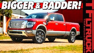 The New 2020 Nissan Titan XD Is More Powerful — But There's A Catch!