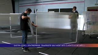 Yvelines | Distri-com, l'entreprise trappiste qui aide ses clients à se déconfiner