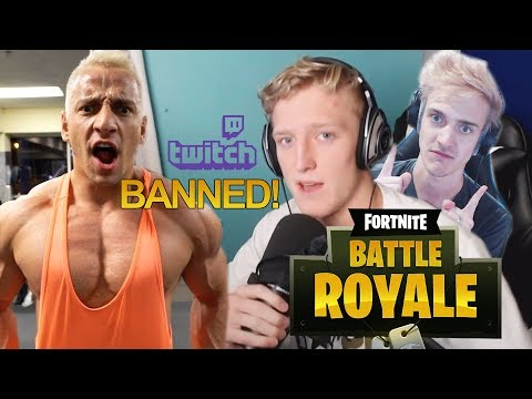 Best Fortnite Streamer BANNED! FaZe Tfue Response, FaZe Banks, VitalyzdTV Wants Attention